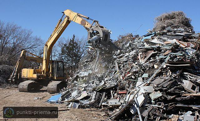 Пункты приема металлолома в красноярске пункты приема металлолома в новомосковске