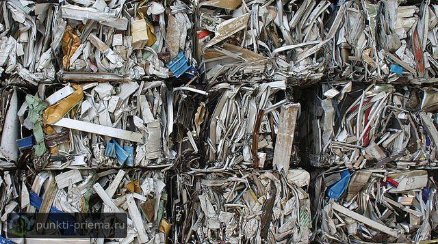 Прием макулатуры в г павлово прием картона отходы
