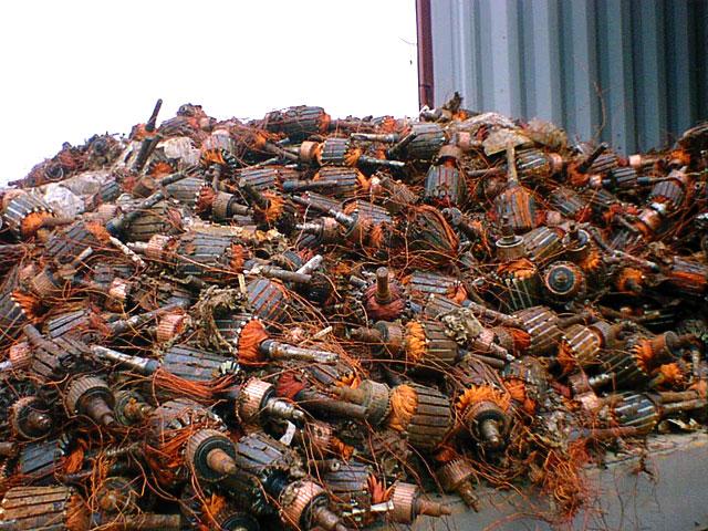 вывоз металлолома 24 в Сергиев Посад