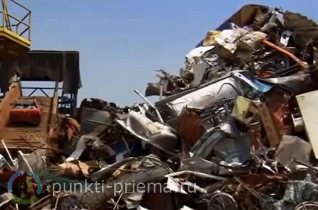 Прием металла в рязани цены цветмет прием в Новопетровское