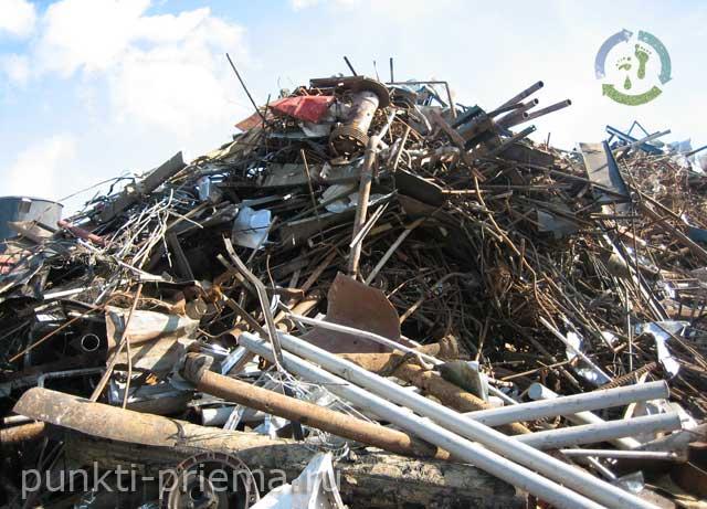 Сдать металлолом в ярославле цена на лом меди в Пересвет