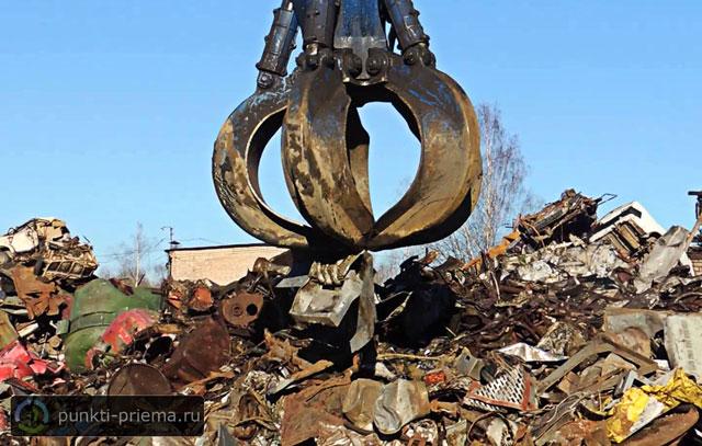 сдать железо цена в Павловская Слобода