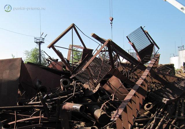 вывоз металлолома в Сергиев Посад