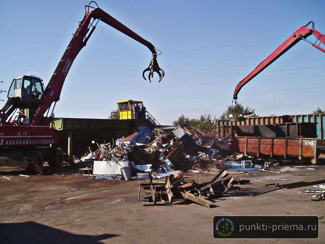Закупка металлолома в Александрово сдача цветного металла пункты приема южное бутово