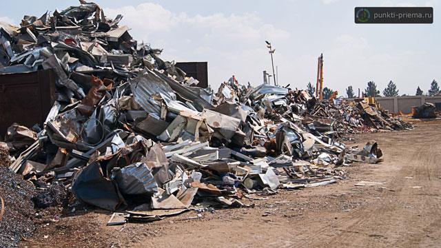 Сдача металлолома в Алексино сдать нержавейку в Алпатьево