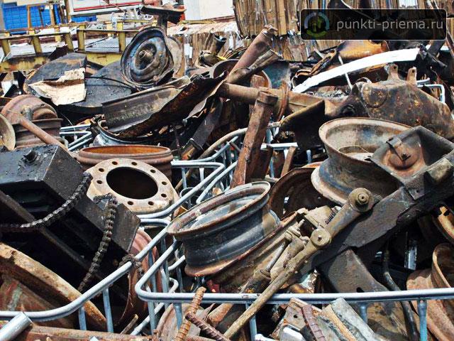 вывоз металлолома из дома в Степанцево