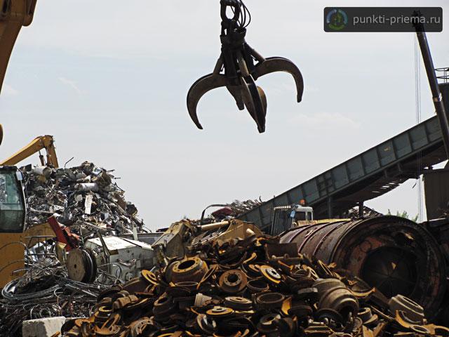Приемный пункт металлолома биржа на медь в Орехово-Зуево