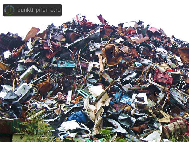 Точки приема металлолома в московс покупка металлолома с вывозом цена в Пущино