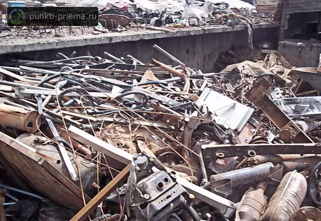 Куплю чермет в Дзержинский пункт приема металла в белгороде