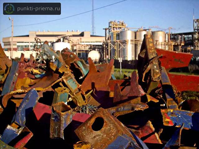 Прием металлолома цена в Орехово-Зуево прием черного металла рязань цена