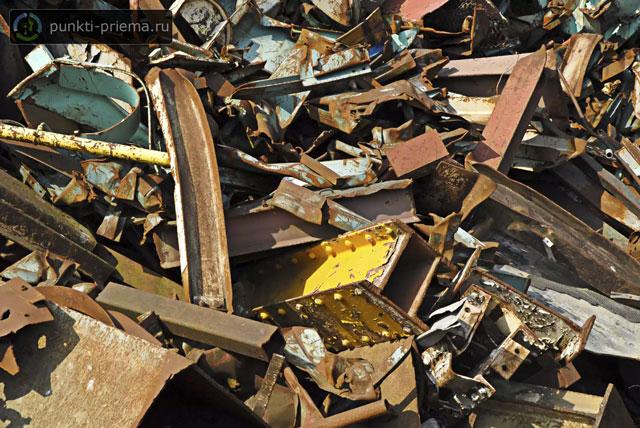 Прием черного металла в Клязьма вывоз металлолома в Домодедово