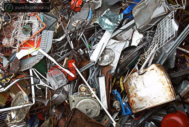 Прием чугуна цена в Заветы Ильича скупка цветных металлов в Орехово-Зуево
