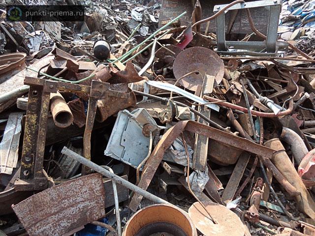 Лом черных металлов цена за кг в Воскресенск сколько стоит тонна меди в Наро-Фоминск