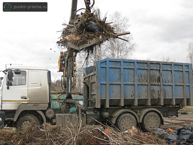 баки под строительный мусор в курске:куда деть