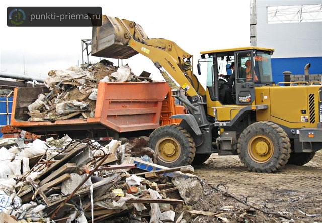 куда выкидывать строительный мусор при ремонте нефтеюганск
