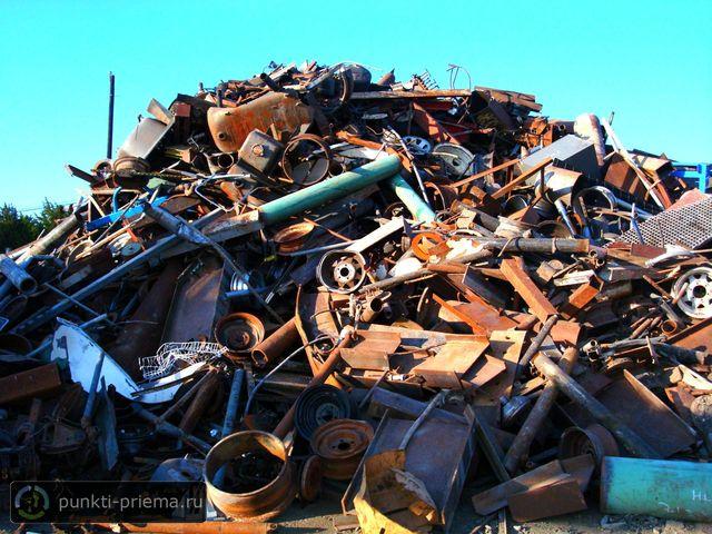 Металлолом цена за кг в Наро-Фоминск прием метала в Солнечногорск