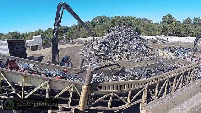 Цена приема металла прием черного металла в Большое Грызлово