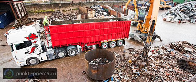 Принимают марганец на пунктах приема металлолома продать черный металлолом с вывозом в Котельники