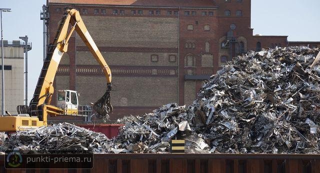 Пункт приема черного металла в Дзержинский бизнес от приема металлолома