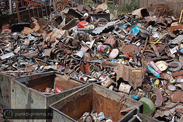 Прием металлолома в Воскресенск сдать железо в Клементьево