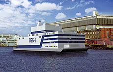 Плавучая АЭС в Санкт-Петербург