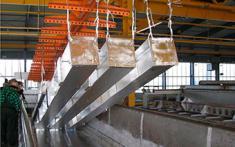 Горячее цинкование металлоконструкций: основные технологии и используемое оборудование