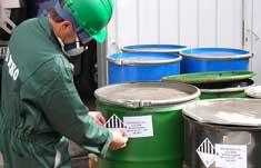Транспортировка и утилизация опасных отходов