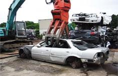 Утилизация старых автомобилей 2015 в России