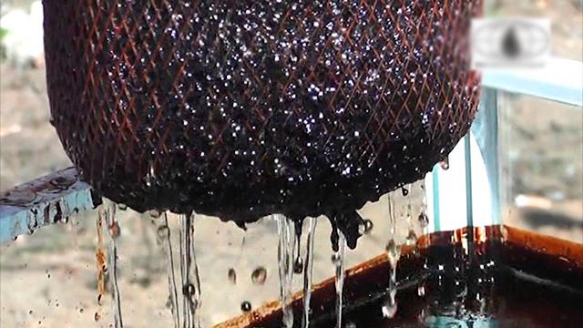 Сорбент для нефтепродуктов
