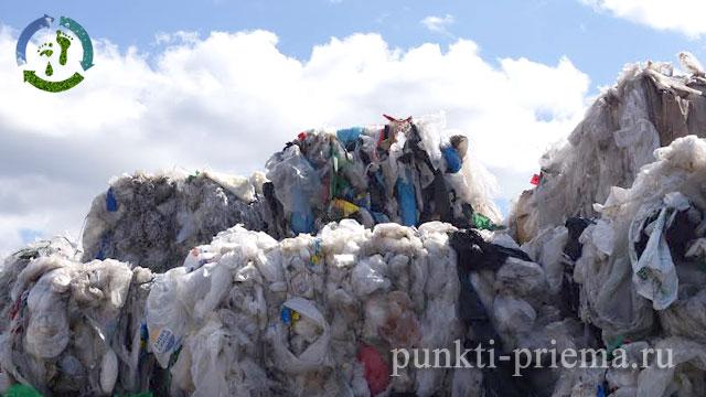 Пункты приема мусора на переработку в спб