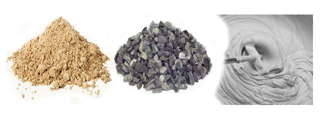 Отходы бетонной смеси виды образцов для испытания бетона при сжатии растяжении