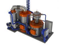 Инсинератор КТО-200 - утилизатор жидких отходов