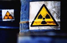 Опасные отходы в бочке