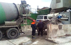 Рециклинг бетона - установка