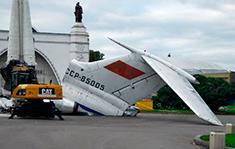Утилизация самолетов: как происходит порезка летательных машин